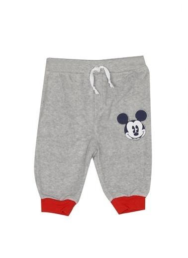 Mickey Mouse Pijama altı Gri